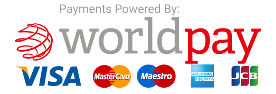 All website payments by Worldpay